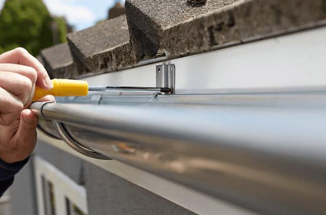 gutter repair smyrna